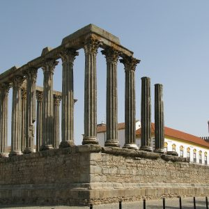 Evora-RomanTemple